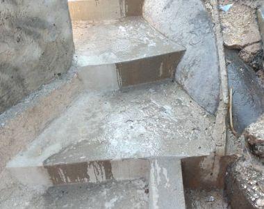 Un chantier d'escaliers finalisé à la localité de Takwèt 1
