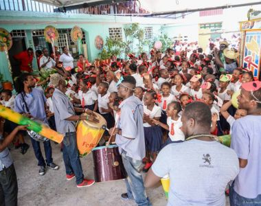 Carnaval, le BTT répond présent